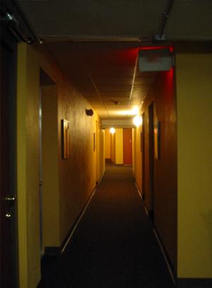 Music Studios Hallway
