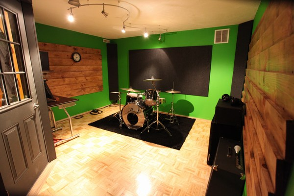 Music Studios hourly room