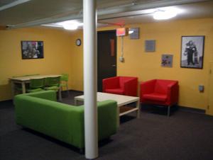 Music Studios Lobby