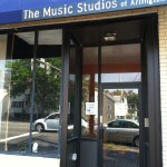 Music Studios Art Window